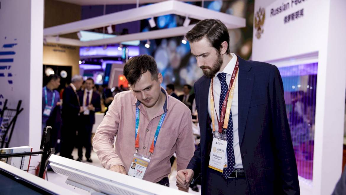 Russian Timber Industry at China Import Expo 2018